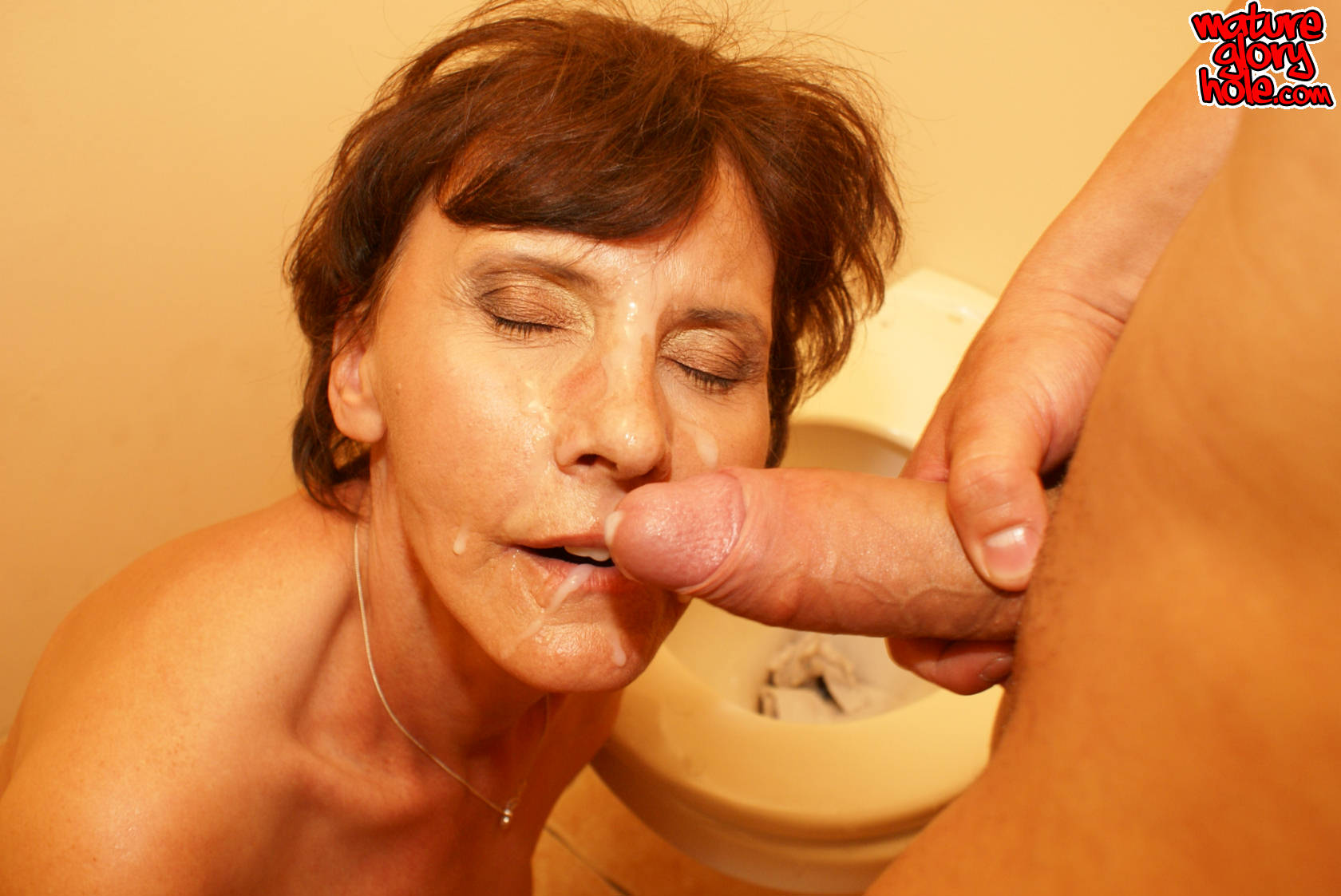 Delirium, opinion mature gloryhole fucking and sucking right!