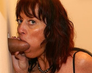 Mature lady hungry for cock